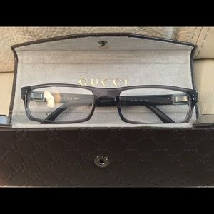Brand new Gucci eyeglasses
